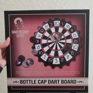 Other - Bottle Cap Dart Board